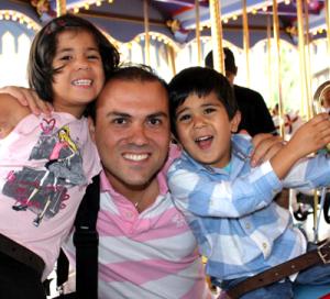 Pastor-Saeed-Abedini-Hijos