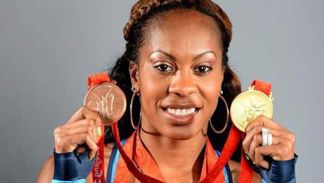 sanya-richards-ross-medals