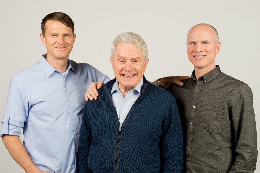 Luis Palau's Four Sons Share Update on their father's Health, Say 'The End Seems Near'